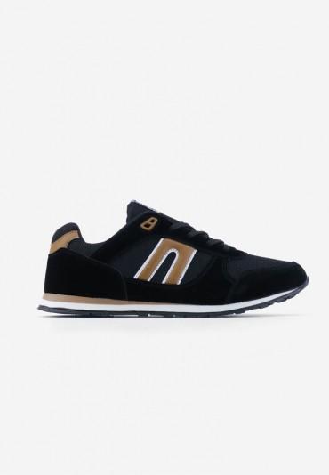 Buty sportowe czarne 3 Lazare