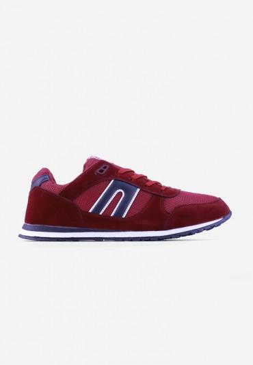 Buty sportowe czerwone5 Lazare