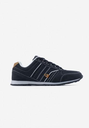 Buty sportowe czarne 3 Hugon