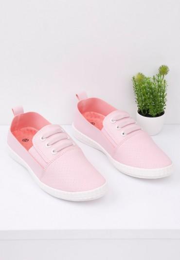 Tenisówki różowe 7 Sauer