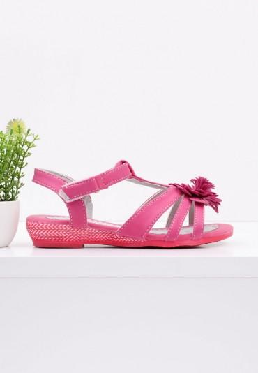 Sandałki różowe Falk