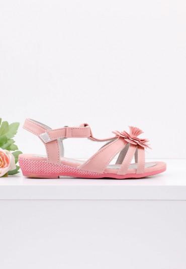 Sandałki jasno różowe Falk