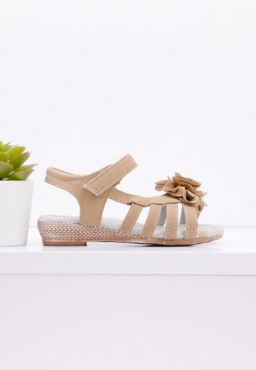 Sandałki beżowe Anne