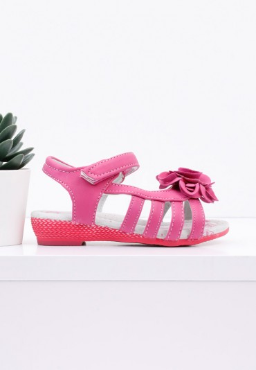 Sandałki różowe Anne