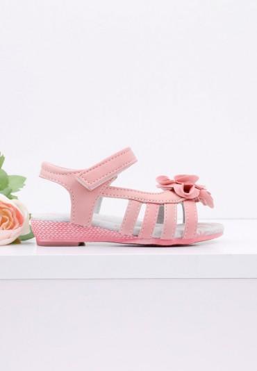 Sandałki jasno różowe Anne