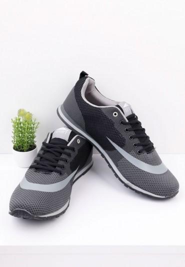 Buty sportowe Nadwymiar czarne 4 Bohn