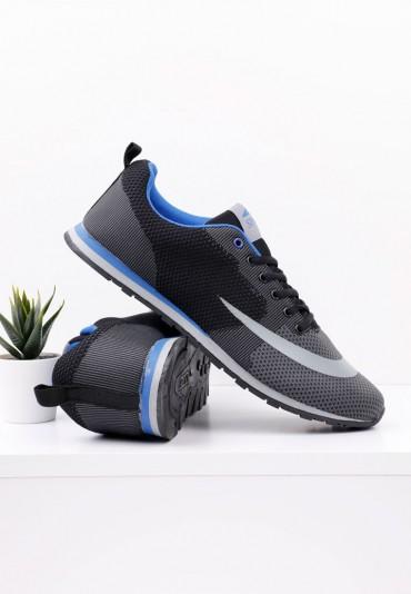 Buty sportowe Nadwymiar szare 5 Bohn