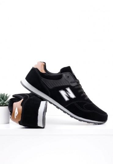 Buty sportowe Nadwymiar czarne 4 Martell
