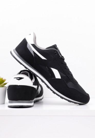 Buty sportowe czarne 5 duży rozmiar Bandoo