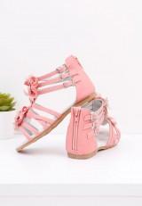 Sandałki jasno różowy Raban