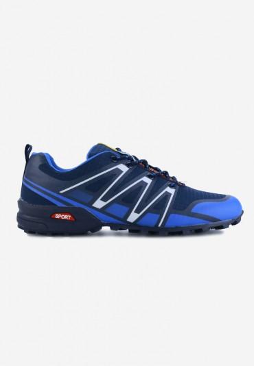 Buty sportowe niebieskie7 Edmond