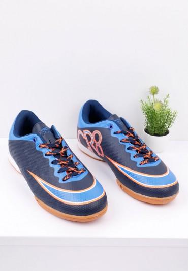 Buty sportowe niebiesko pomarańczowe 2 Seidel