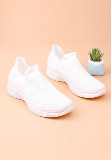 Buty sportowe białe 1 Suse
