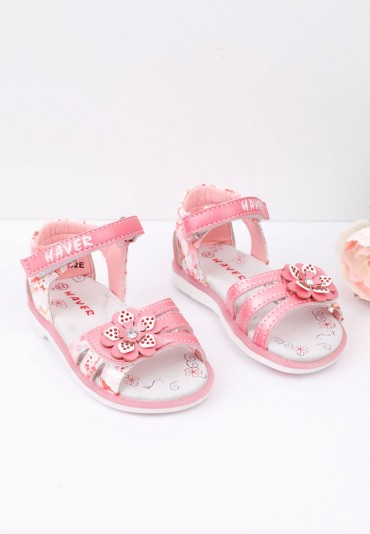Sandałki różowe 4 Lilly