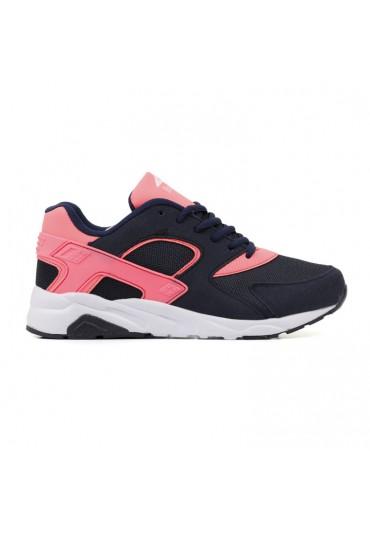 Buty sportowe granatowo różowe 4 Beitel