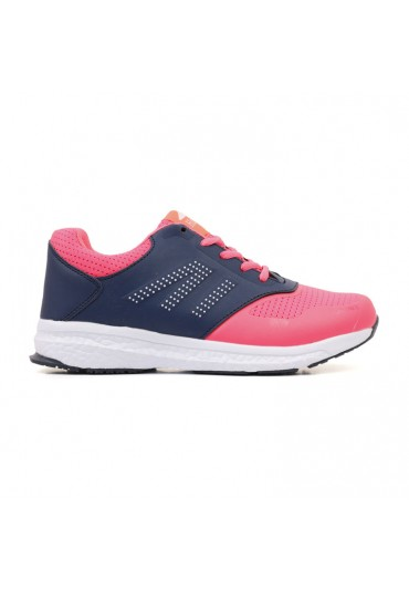 Buty sportowe różowo granatowe 3 Burke