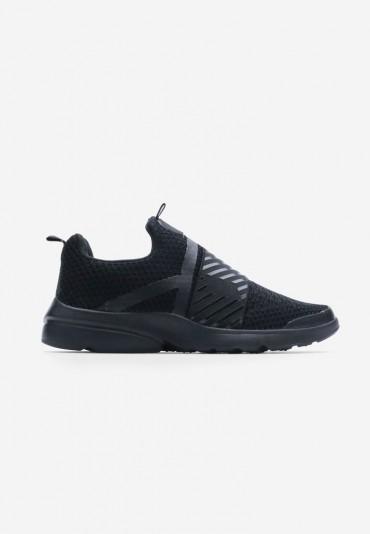 Buty sportowe czarne 1 Tremblay