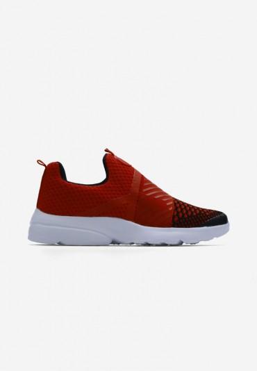 Buty sportowe czerwone 3 Tremblay