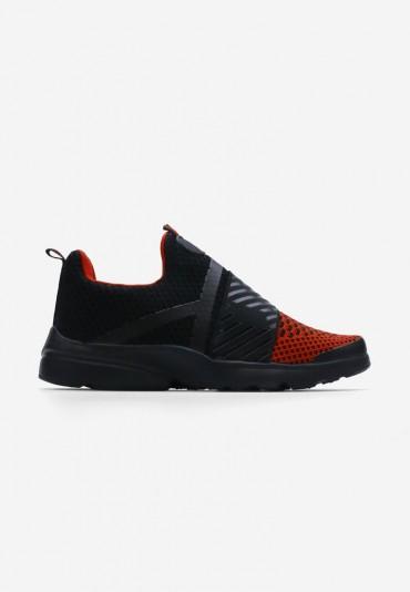 Buty sportowe czarno czerwone 7 Tremblay