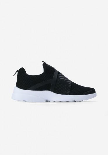 Buty sportowe czarno białe 10 Tremblay
