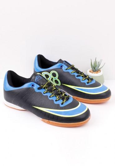 Buty sportowe halówki czarne3 Seidel