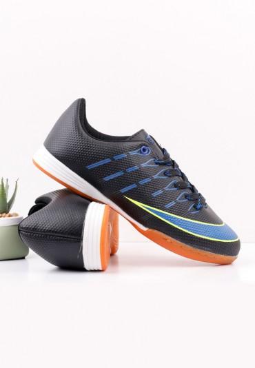 Buty sportowe czarno niebieskie 3 Sergeev