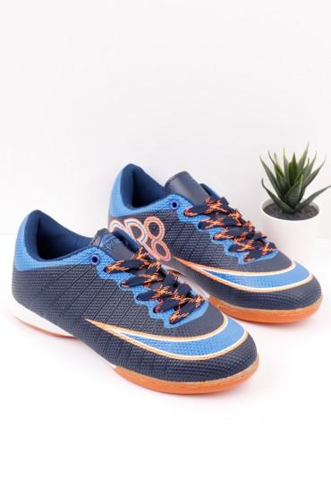Buty sportowe halówki granatowe2 Isai