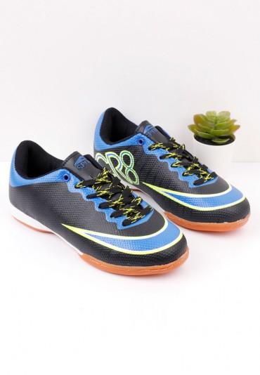 Buty sportowe halówki czarne 3 Isai