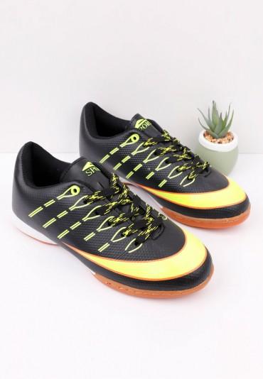 Buty sportowe halówki czarne 2 Idette