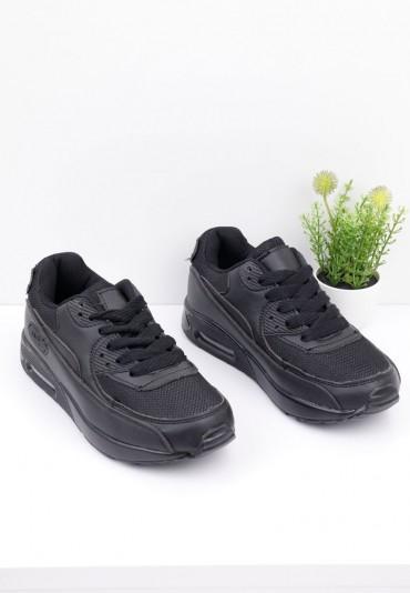 Buty sportowe czarne 61 Frei