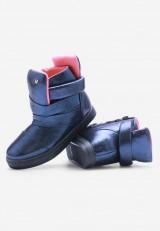 Sneakersy granatowe 5 Mancebo