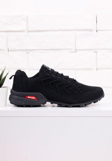 Buty sportowe czarne 12 Renart