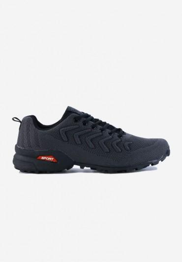 Buty sportowe czarne 9 Renart