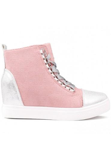 Sneakersy różowe 6 Yelena