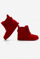 Sneakersy czerwone Laurent