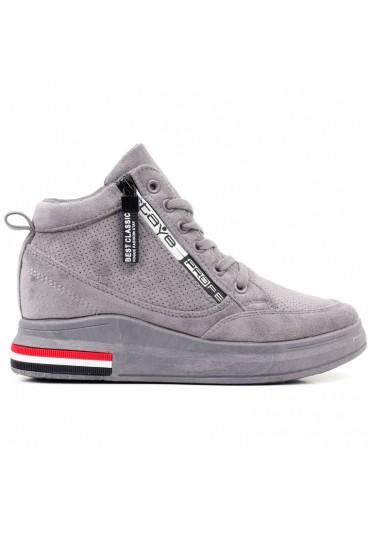 Sneakersy szare 5 Borisova