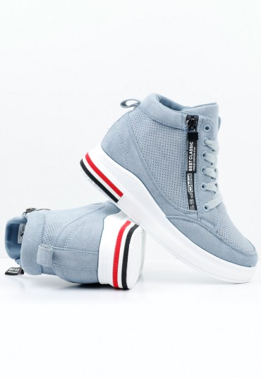 Sneakersy niebieskie 3 Borisova