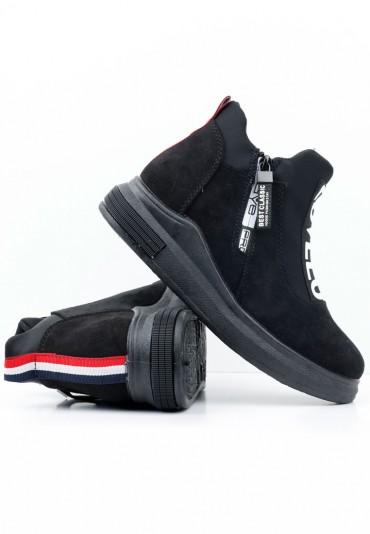 Sneacersy czarne 1 Gleb