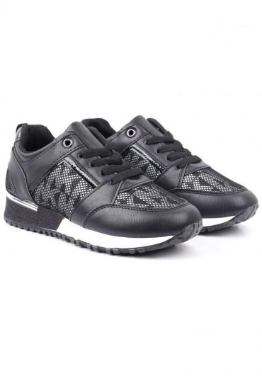 Sneakersy czarne 1 Shura