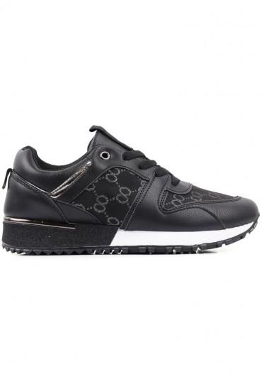Sneakersy czarne 1 Kolya