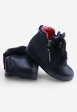 Sneakersy czarne Lavigne