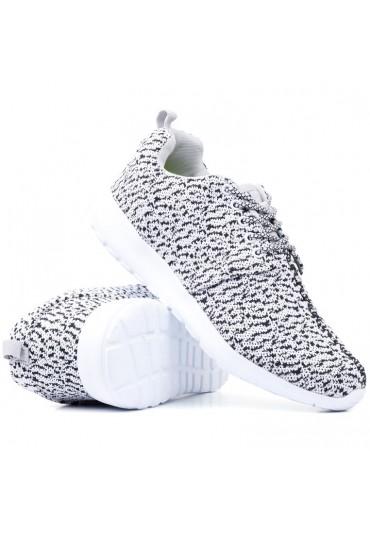 Buty sportowe czarno białe 1Nikolaev