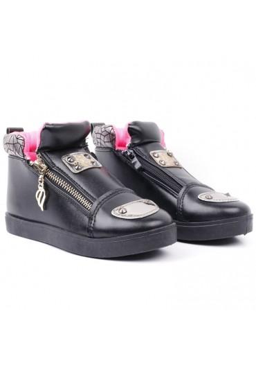 Botki-sneakersy czarne 1 Timofey