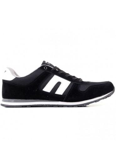 Buty sportowe czarne 4 Nadwymiar Feliks