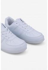 Buty sportowe białe 1 Violette