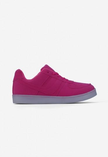 Buty sportowe różowe 3 Violette