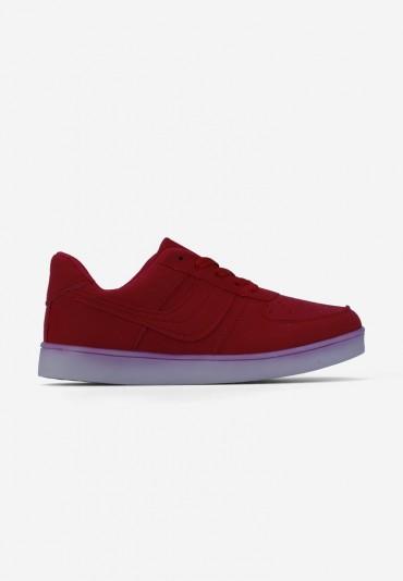 Buty sportowe czerwone Violette