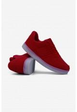 Buty sportowe czerwone 9 Violette