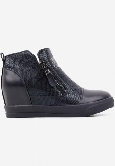 Sneakersy botki czarne 9 Fedorov