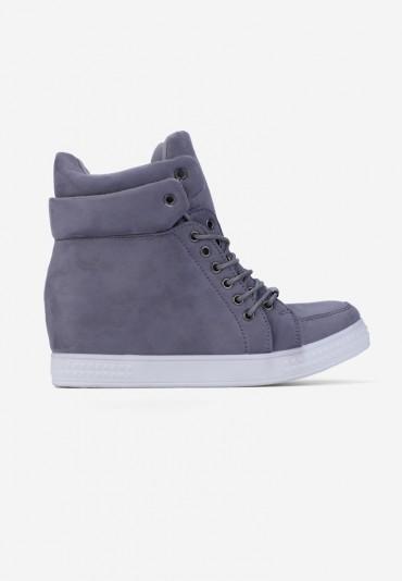 Sneakersy szare Bailon